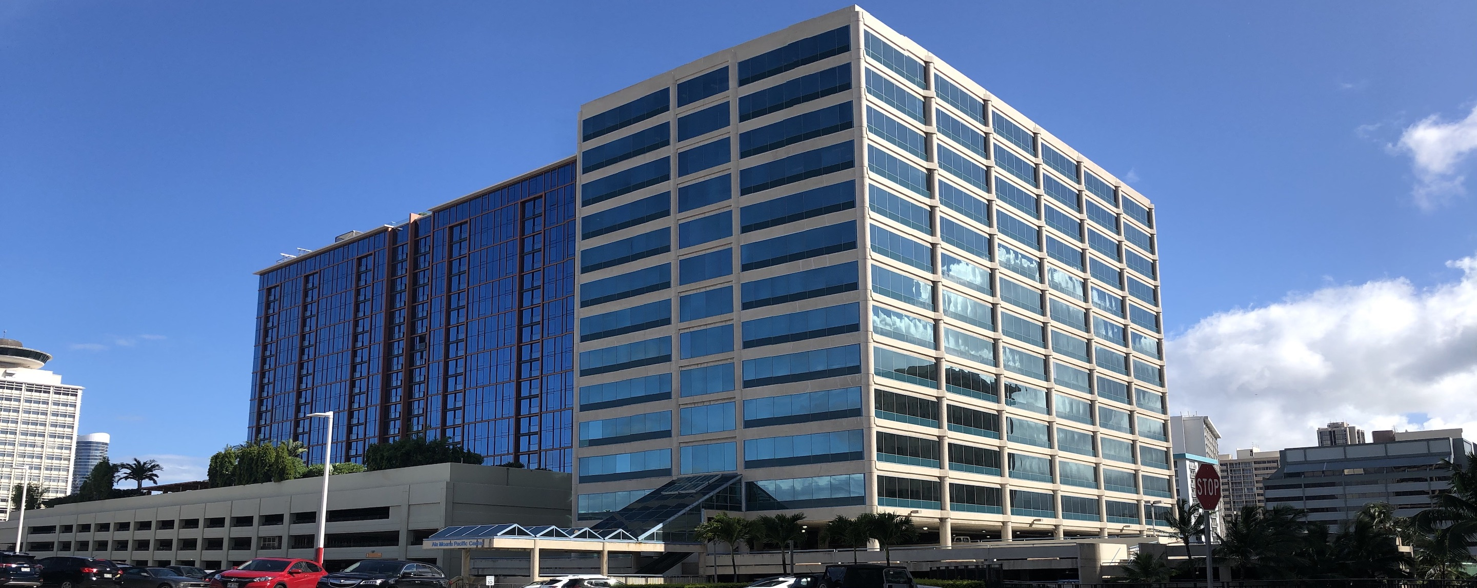 Office property at Ala Moana Pacific Center