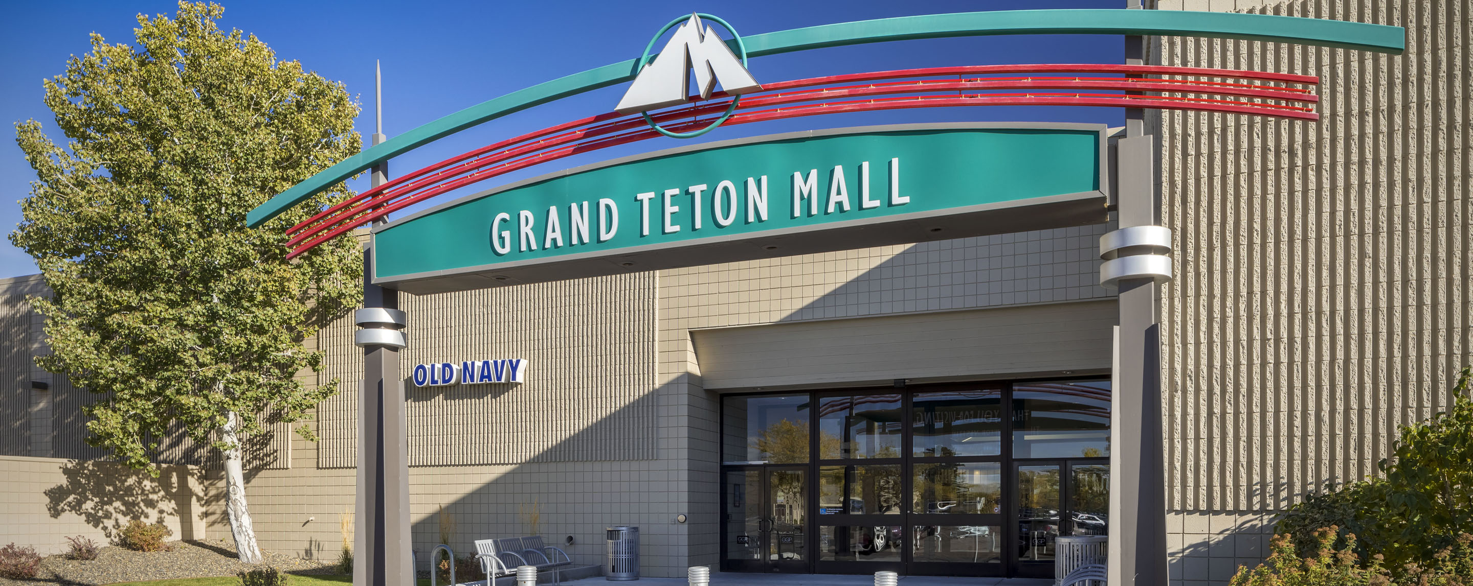 Grand Teton Mall Property