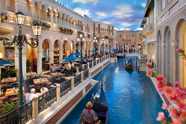 Grand Canal Shoppes Canonita