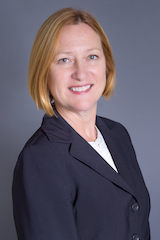 Gretchen Horn, Senior Vice President and Chief Technology Officer for Brookfield Properties retail group
