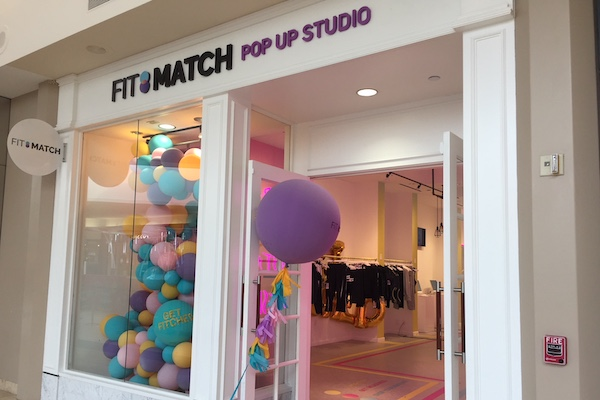 Fit & Match Pop Up