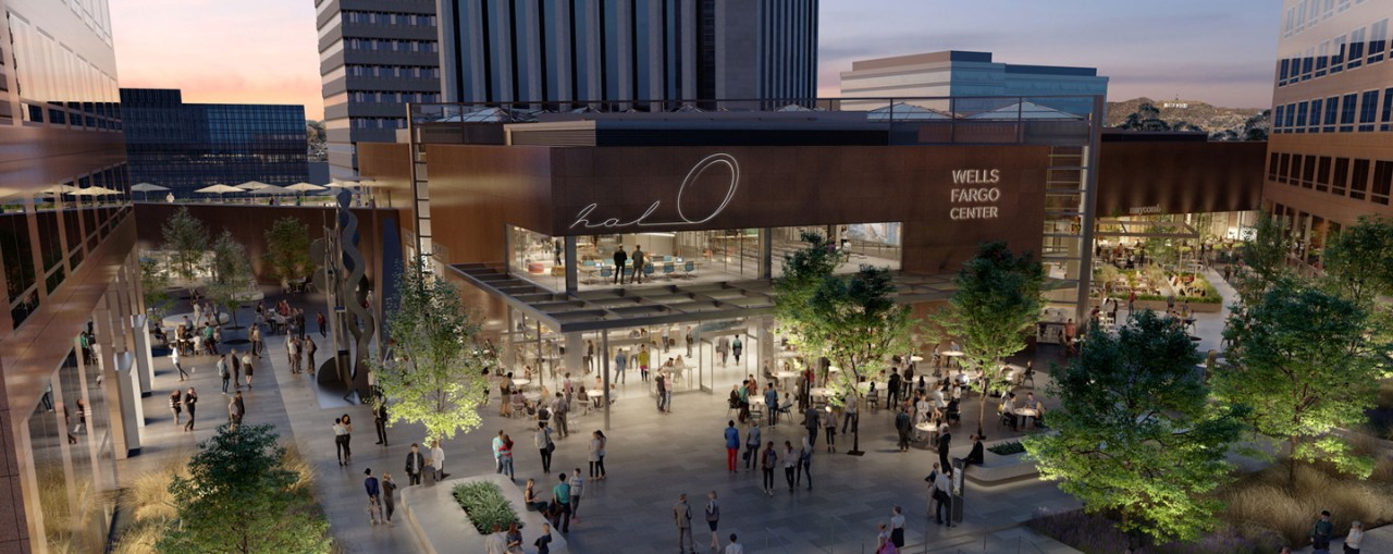 Halo's Next-Generation Food Hall Brings Culinary Tastemakers to Downtown LA