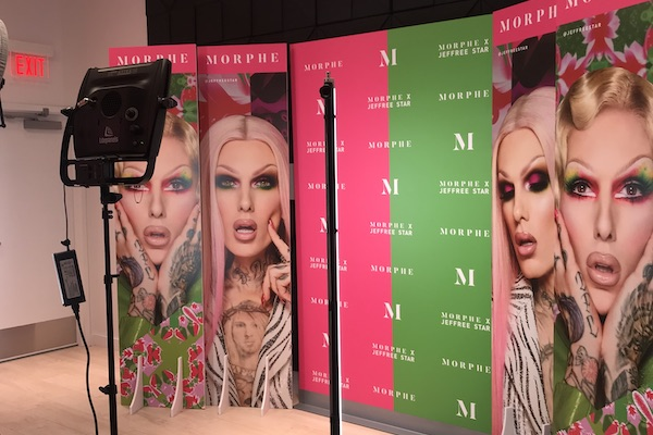Jeffree Star Morphe