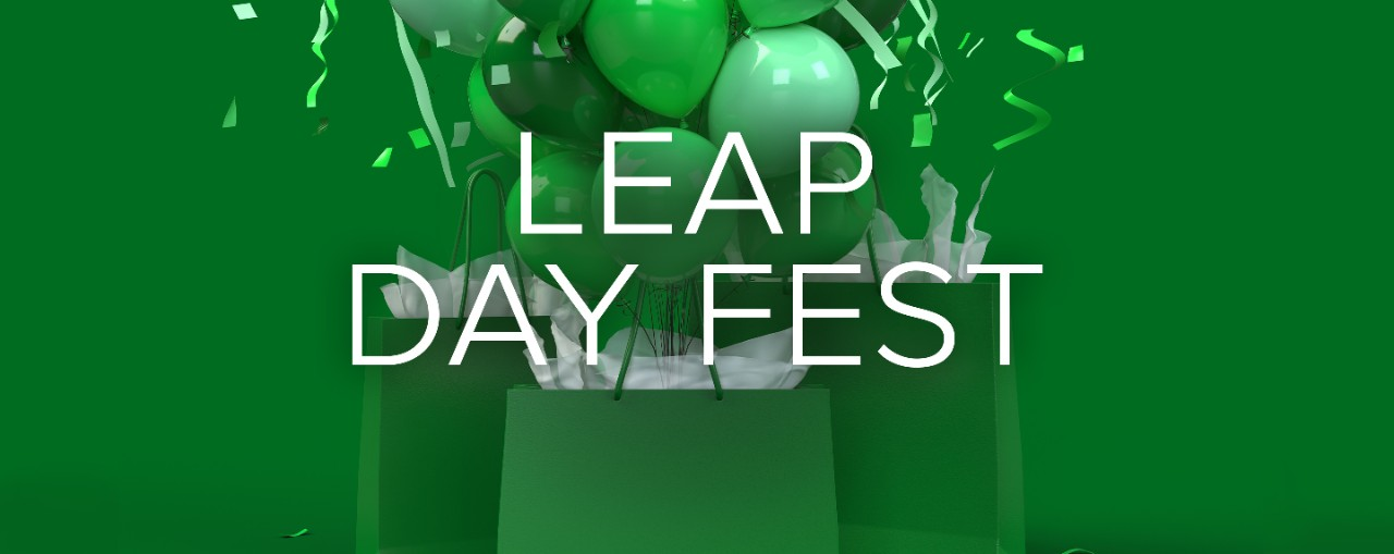 Brookfield Properties Celebrates Leap Day