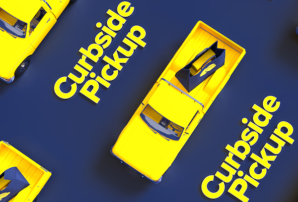 Curbside Pickup Program
